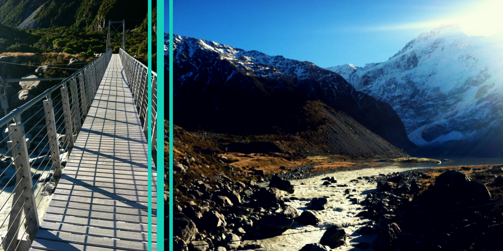 Mount-Cook-new-zealand-exercise-getting-most-out-of-vacation